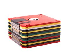 Free Floppy Disks Stock Photography - 7734852