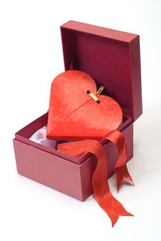 Free Valentine Day Gift Royalty Free Stock Images - 7735049