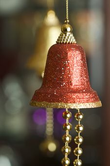 Free Bell Ornaments Stock Images - 7735904