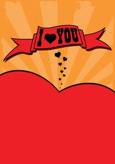 Free I Love You Stock Images - 7736234