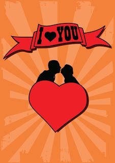 Free I Love You Royalty Free Stock Photography - 7736237