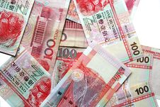 Free Hong Kong Dollars Stock Photos - 7737983