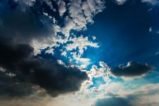Free Cloudscape Royalty Free Stock Photos - 7738438