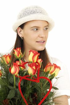 Free Flower Royalty Free Stock Image - 7738646