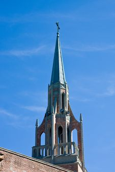 Free Church Steeple And Bell Tower Stock Photos - 7738863