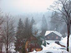 Free Mountain Village Stock Photo - 7739340