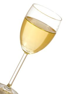 Free White Glass Wine Stock Images - 7739704