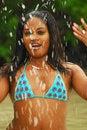 Free Caribbean Girl Stock Image - 7743331