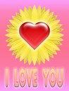 Free Valentine Love Card (15) Stock Photography - 7744062