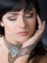 Free Beautiful Make-up Royalty Free Stock Photography - 7746237