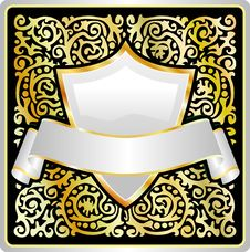 Free Ornate White Stock Image - 7740361