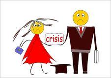 Free Crisis. Royalty Free Stock Photo - 7740575