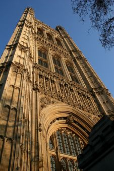 Free Houses Of Parliament, London Stock Image - 7740931