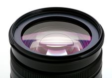 Free Objective With Lense Reflections Royalty Free Stock Images - 7740989