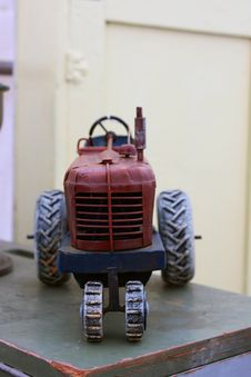 Free Toy Tractor Stock Images - 7741474