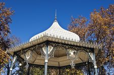 Free Bandstand Detail Stock Photos - 7741983