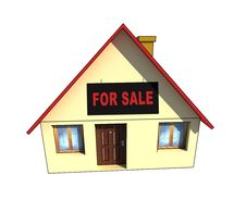 Free Isolated House Illustration Stock Photography - 7742302