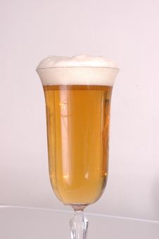 Free Glass Of Beer Royalty Free Stock Photography - 7742427