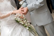 Free Wedding Ring Stock Photos - 7742713