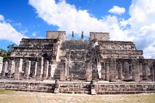 Free Chichen Itza Royalty Free Stock Images - 7743049