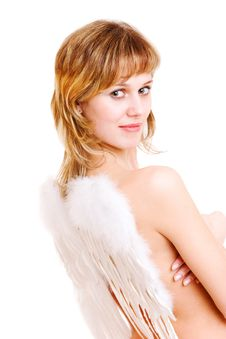 Free A Sexy Angel Stock Image - 7743381