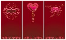 Free The Valentine S Day 3 Royalty Free Stock Photography - 7743957