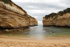 Free Great Ocean Road - Loch Ard Gorge Stock Image - 7744071