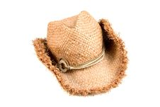 Free Straw Hat Royalty Free Stock Image - 7744146