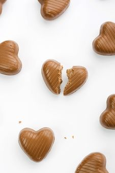 Free Broken Heart Royalty Free Stock Images - 7744589