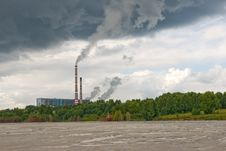 Free Power Plant Royalty Free Stock Photos - 7744698