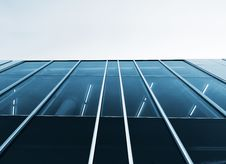 Free Generic Looking Office Building Exterior Royalty Free Stock Photography - 7744857