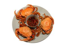 Free Crab Delicacy Royalty Free Stock Photography - 7745007