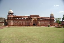 Free Fort Of Agra, India Stock Photography - 7745142