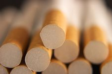 Free Detail Cigar Tobacco Royalty Free Stock Photography - 7745397