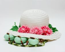 Free Womans Hat And Soap Royalty Free Stock Photo - 7745645