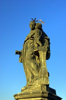 Free Statue Royalty Free Stock Photography - 7745647
