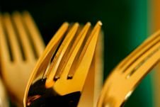 Free Forks Stock Images - 7745654