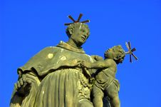 Free Statue Royalty Free Stock Photography - 7745707