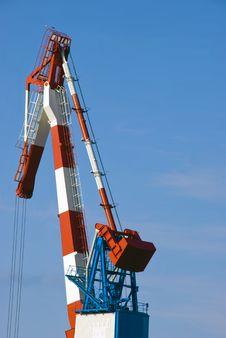 Free Huge Crane Stock Image - 7746281