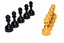 Free Chess Figures Stock Photography - 7746862