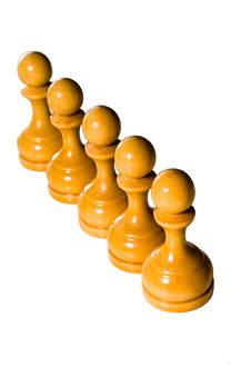 Free Chess Figures Royalty Free Stock Image - 7746866