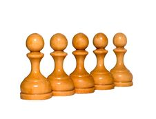 Free Chess Figures Royalty Free Stock Photo - 7746875