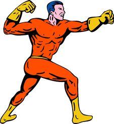 Free Superhero Stock Photography - 7746982