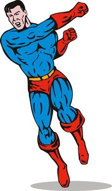 Free Superhero Stock Images - 7746984