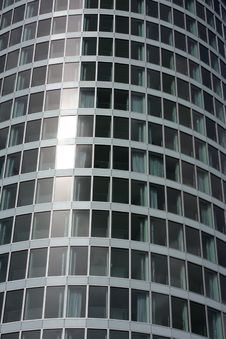 Modern Tower Building Stock Images