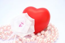 Free Valentine Heart Royalty Free Stock Photo - 7748555