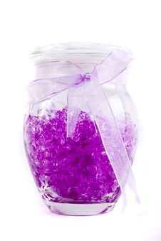 Free Gel Candle Stock Image - 7749111