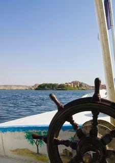Free Philae Island Royalty Free Stock Photo - 7749345