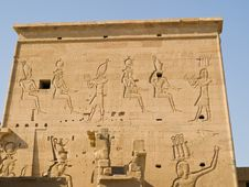 Free Isis Temple Stock Image - 7749351