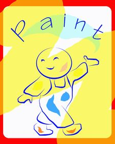 Free Paint Royalty Free Stock Image - 7749496